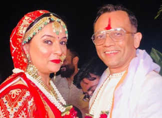 Baa Bahoo Aur Baby actress Suchita Trivedi ties the knot with Nigam Patel in private ceremony