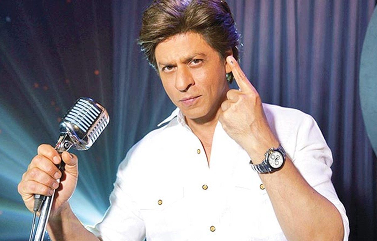 Shah-Rukh-Khan-is-rapping-to-urge-people-to-vote-in-the-Lok-Sabha-elections