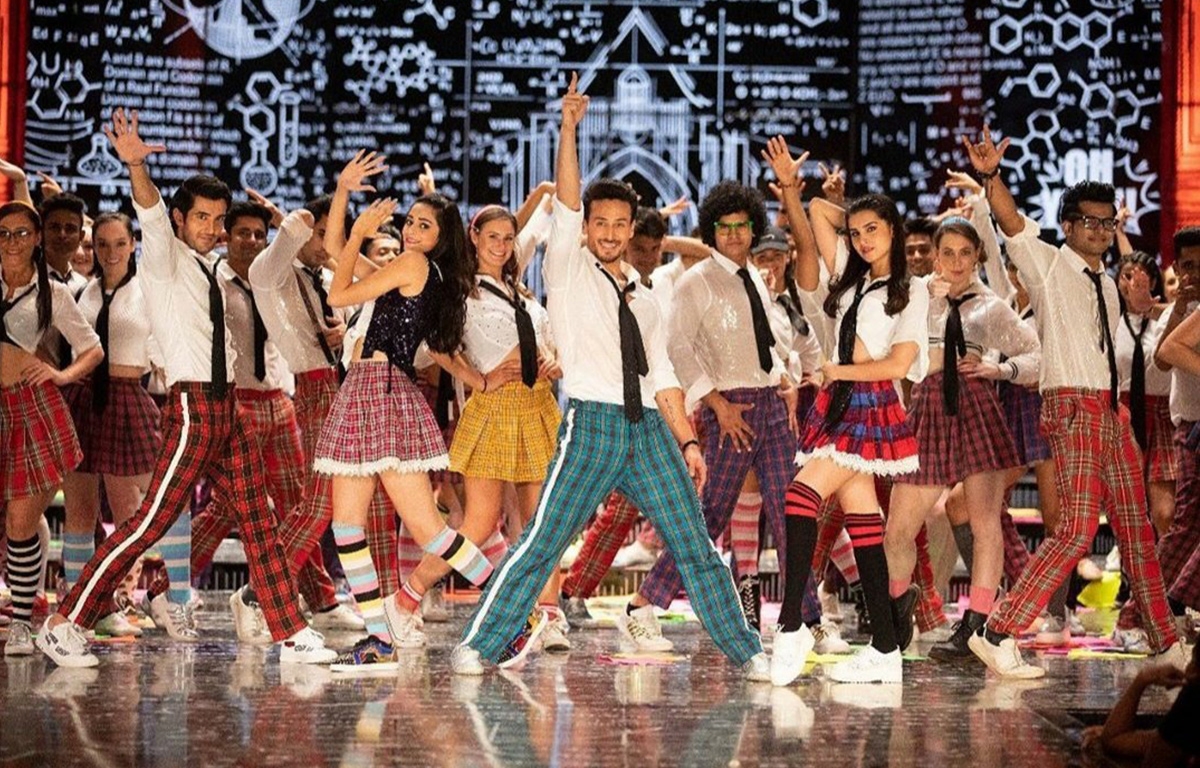 'Student of the Year 2 new song 'The Jawaani Song' is a new-age rendition of RD Burman's hit number