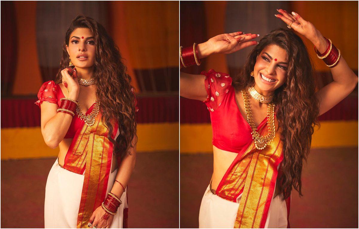 jacqueline fernandez bengali avatar photoshoot