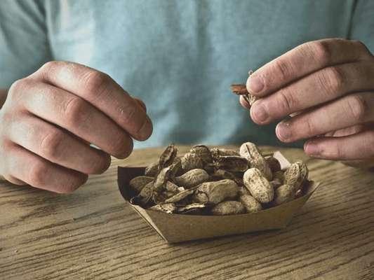 मूंगफली खाने के नुकसान