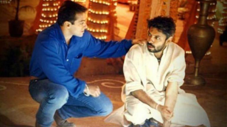 Salman Khan and Sanjay Leela Bhansali