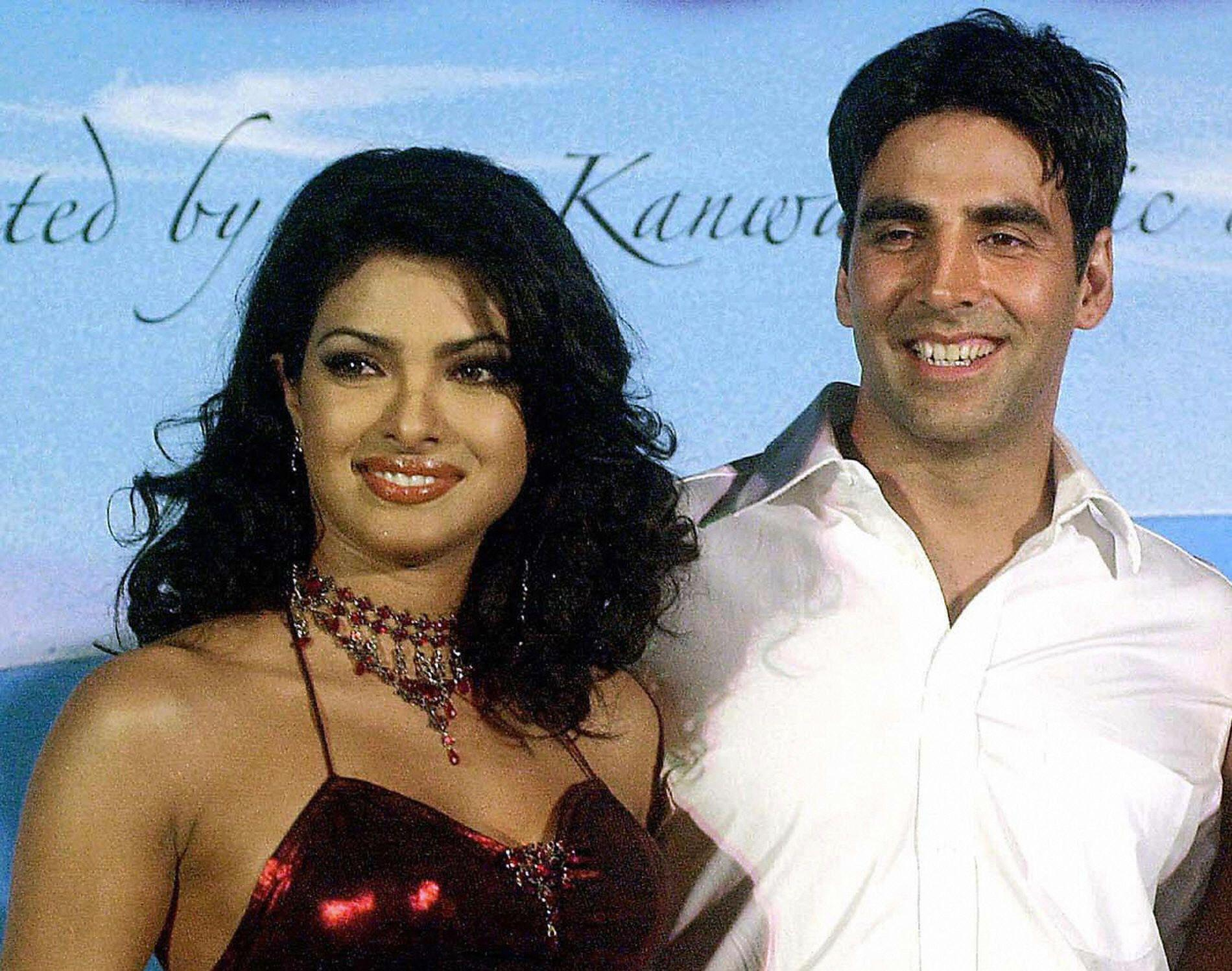 A fight between Akshay and Priyanka's manager