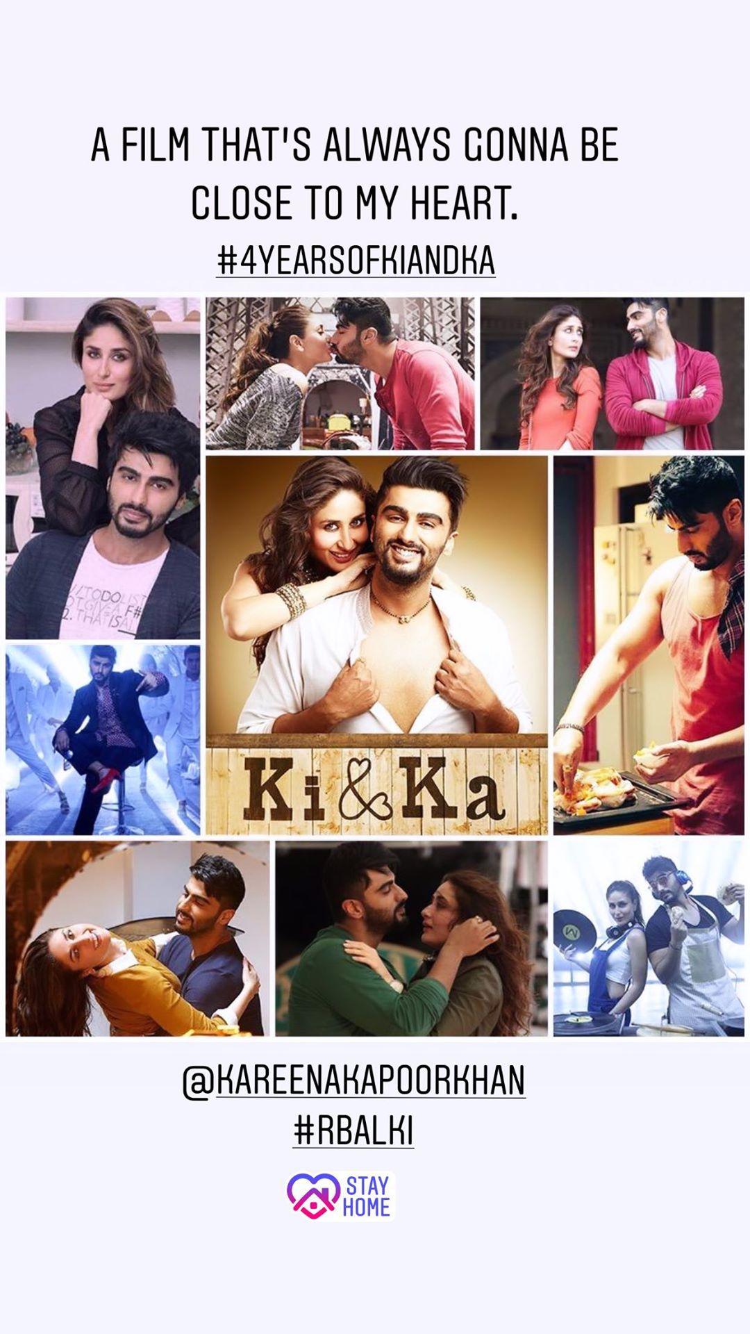 Ki and Ka Complete 4 Years