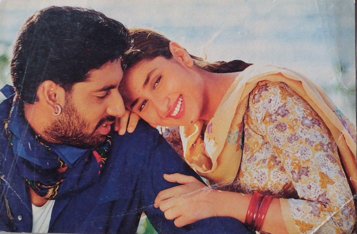 Abhishek Bachchan and Kareena Kapoor
