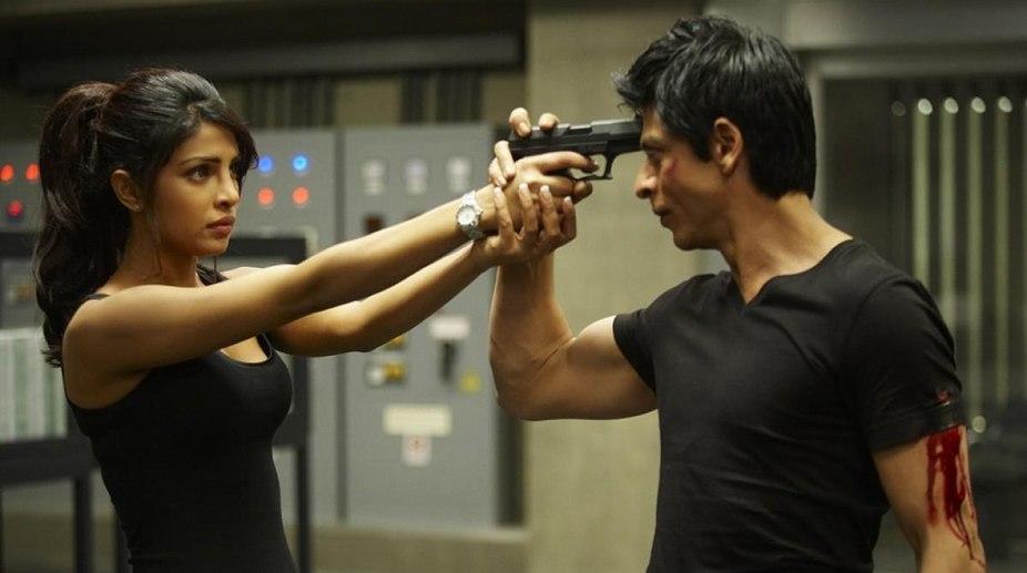 Shah Rukh khan Priyanka Chopra In Don 2