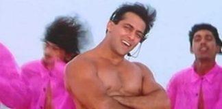 Salman Khan Shirtless Story