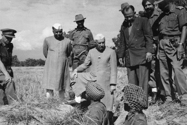 Jawaharlal Nehru Mistakes