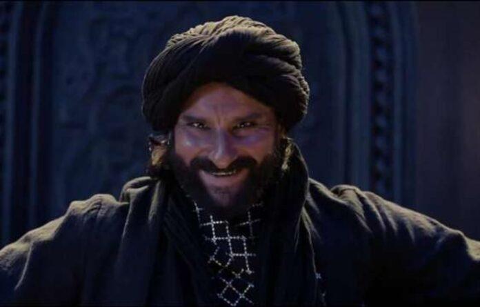 Saif ali khan play antagonist lankesh in adipurush