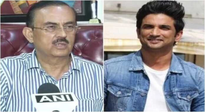 Sushant case: lawyer Vikas Singh makes serious allegations against Mumbai Police