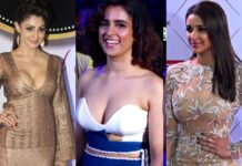 10 Bollywood actresses who wore extremely bold dresses at the award function