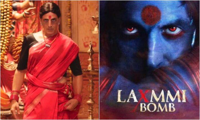 boycott laxmmi bomb
