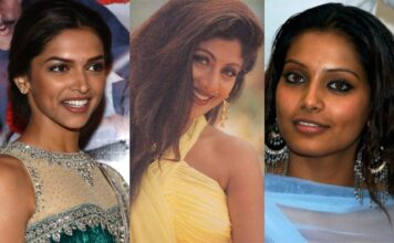 Dusky Actresses of Bollywood