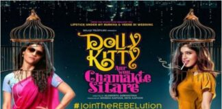 Movie Review Dolly Kitty Aur Woh Chamakte Sitare