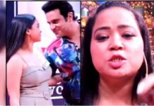bharti singh reacts on krushna abhishek sumona chakravarti romantic photoshoot