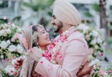 Neha Kakkar gave a befitting reply to the users who raged on the wedding lehenga