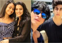 25 year old DDLJ: What if Aryan and Nysa run away? Shahrukh-Kajol gave a funny answer