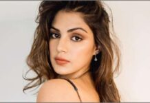 rhea chakraborty in bigg boss 14
