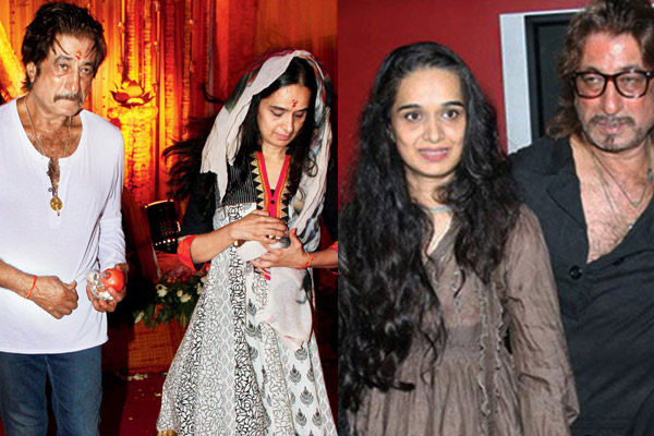 Shakti Kapoor-Shivangi Kapoor