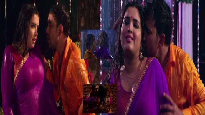 Amrapali dubey nirahua hot bhojpuri video song