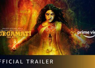 Durgmati trailer