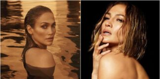 Jennifer Lopez goes nude for the cover photoshoot of new single 'In The Morning'
