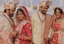suhani si ek ladki fame actress rajshri rani tie the knot with gaurav mukesh jain