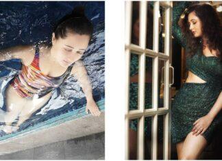 rashami desai bikini photo
