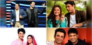 These superhit couples of TV hate each other very much in real life