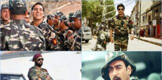 Army Day: 10 Bollywood Actors Won The Heart Of Crore Indians By Playing The Role Of Army Man