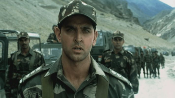 hrithik roshan army