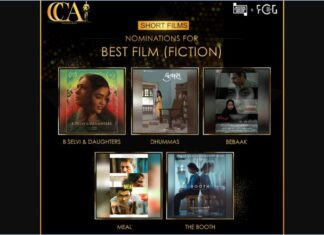 Who among these short-films will get the 'Critics' Choice Award'?