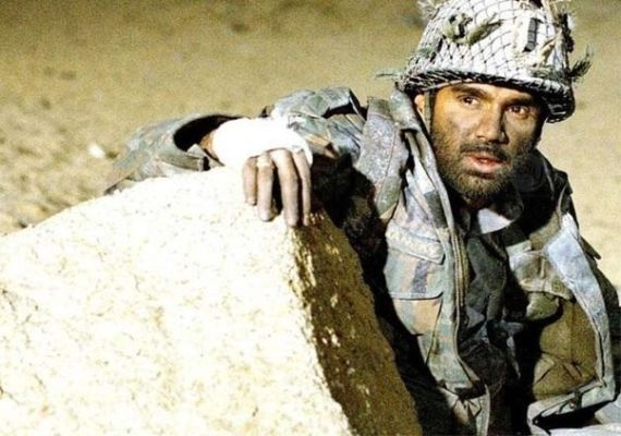 suniel shetty army