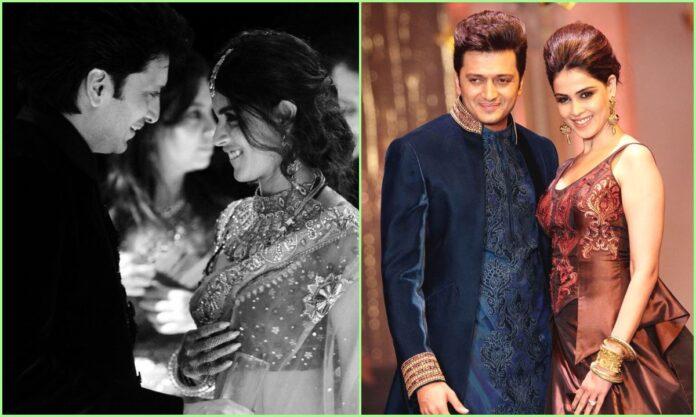 Riteish Genelia Wedding Anniversary:रितेश-जेनेलिया लव स्टोरी