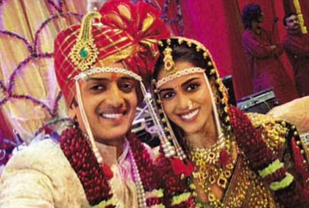 Riteish-Genelia Wedding Anniversary
