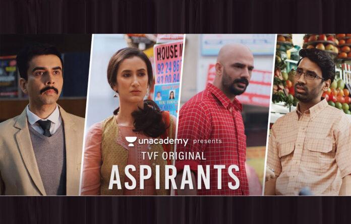 Aspirants All Episode Download, Tvf web series aspirants review